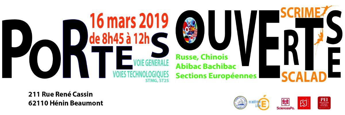 Permalien vers:Journée Portes Ouvertes 2019